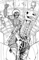 Ghost Projekt: Tartar Skeleton