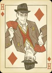 The Man in the Herringbone Hat