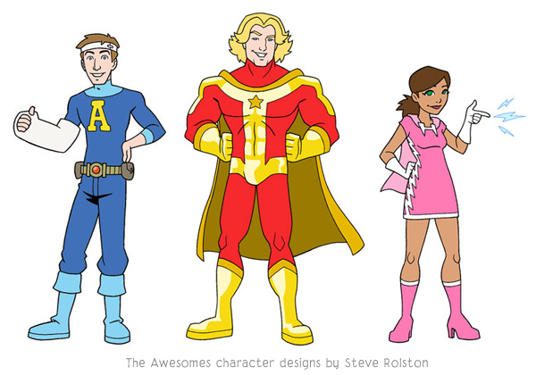 The Awesomes 1
