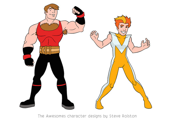 The Awesomes 2