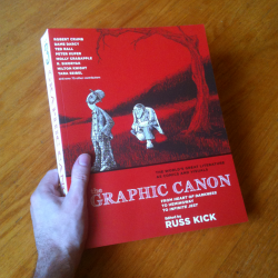 The Graphic Canon vol 3