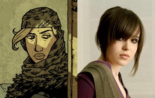 Tara Chace vs Ellen Page