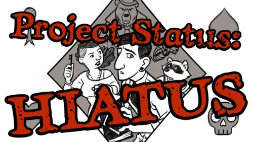 Project Status: HIATUS